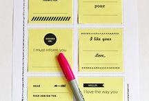Paper Love / by Hazel Q