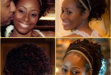 Natural hairstyles / by Heather Newsome