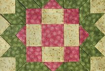 Quilt Blocks: Farmer's Wife/ Daughter & Dear Jane / Blocks used often in Sampler type quilts and Dear Jane quilts. ~ * I review my boards frequently, eliminating duplicates or items that no longer interest me and pining new treasures as I encounter them.*  / by AgnesEthel QuiltPox