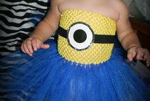 K's 2nd Bday Party / Despicable Me themed bday / by Kristin Fuller