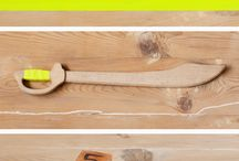 Kids, wooden toys / by Juan Antonio Diaz