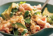 Shrimp recipes / by Jim Barron