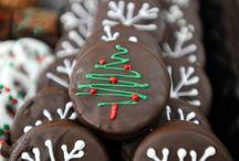 Holiday goodies...yum!  / by Maritza Mendez