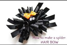 HAIRBOW TUTORIALS / by Fabiola sanchez