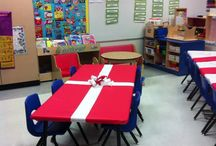 Ava's pre-k Christmas party ideas / by Jennifer Ellis