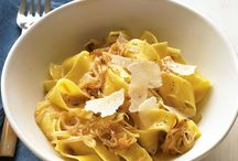 Pasta / by Cathy Emmons