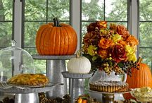 Fall/thanksgiving ideas / by Kathy Hardman