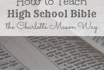 Teaching Bible / by Priscilla Gillham