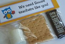Teacher gifts / by Jolene Burton