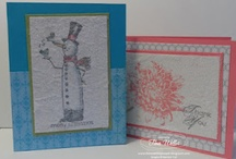 "The Serene Stamper / by ""The Serene Stamper"" ~ Tina Weller, Stampin' Up! Independent Demonstrator (Canada)"