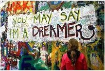 Travel dreaming / by Stephanie Martyn