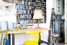 Retro.Rustic / Tempting interiors and design buys inspired by Barker & Stonehouse / by Bright.Bazaar /