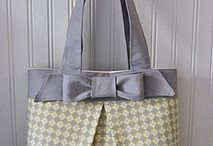 Holds everything / Tote bags, purses, cases / by Kelly Cox