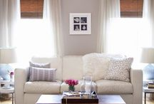 Living family room / by Laura Newton