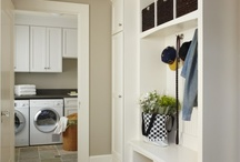 Laundry/Mudroom / by NataLee Callahan