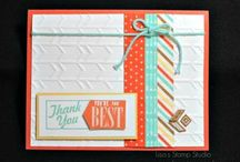 Stampin' Up! - Occasions Catalog / by Stacey Lane, Stampin' Up!
