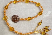 Macrame jewelry / by Mary Anne Flesch