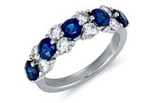 * Pretty Blue Jewelry ~ Rings * / by Kim Champion