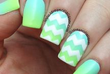 Nail Fashions / Nail fashions and bizarre designs  / by Maryann Mehling-Wilson