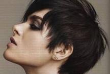 Short Hair Inspiration / by Bridget Pelanne