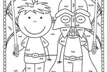 Coloring Pages / by Mende Peters