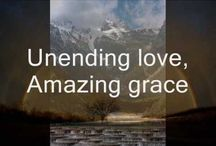 Music ♫ / Chris Tomlin....Amazing Grace / by Lucie Chasse-Ballou