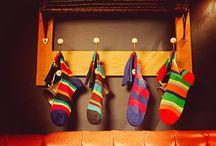 Scott Nichol Socks / Scott Nichol Socks / by A Hume Country Clothing