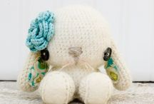 Softies / Handmade animals / by Tracie Alger