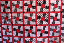 My Black and White Quilts / by Jackie Kunkel/Canton Village Quilt Works
