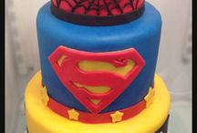 Cake ideas / by Lisa Carpenter Wickwire