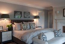 Beautiful bedrooms  / by Lindsaya Boyeia