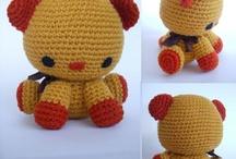 Crochet. / by Susi Marsal