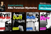 Female Sleuths! / by Incredible Indie Authors