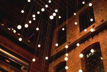 Lighting / by Ariel Wilkie