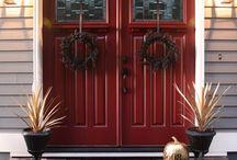 Doors / by Mary Richardson