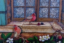 Pretty Little Arts / by Sarah Peterson