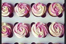 Cakespiration - Cupcakes / by Grace Smiley