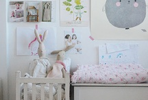 Decorating Kids' Spaces / Inspirational spaces & decorating ideas for little ones rooms / by {Áine Teahan} And Baby Makes Three