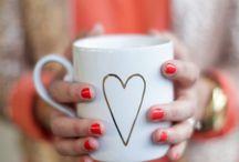 All Things Coffee (aka My Drug of Choice) / by Sasha Stubblefield