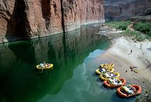 Water Wonders / With warm, sunny days and a world full of refreshing water, the temperature is always set for a wet and wild adventure in Arizona. / by Arizona The Official Grand Canyon State