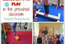 Preschool / by Sherri Lueck