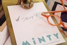 minty Goods / by Nelya Povolotsky