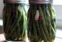Greenbeans / Lots & Lots of Green beans!!  / by Dawn Czech