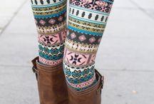 Leggings / by Rhonda McKissack