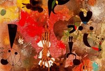 Miro, Joan / by Donna Buchanan