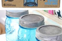 Mason jars / by Gloria