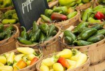Farmers' Markets, Picnics, Etc.  / by Lila Prothro