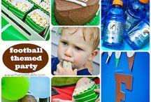 Future birthday party themes / by Allison Silvas