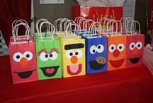Sesame Street Bday Fun! / Unique Ideas for All kinds of theme Birthday Parties(: / by Creative Mommah