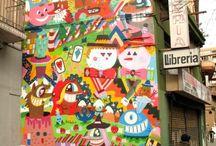 Street art / by Ashley Robin